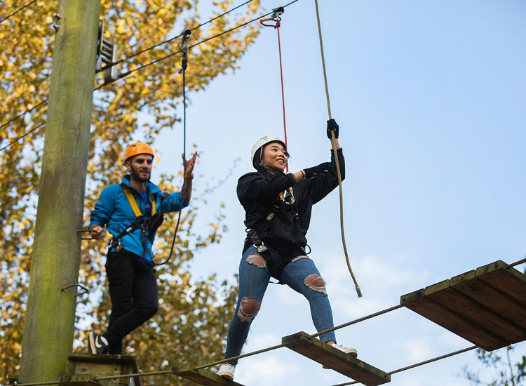 Treetop-Extreme-Willen-Lake-South